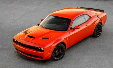 2020 Dodge Challenger Hellcat by 2020 Dodge Challenger Hellcat Widebody Colors Release