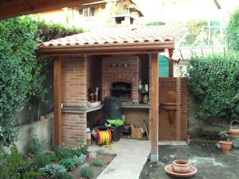 costruire un camino in mattoni costruire un barbecue quanto costa e come progettarlo