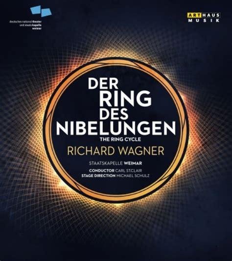 Der Ring Des Nibelungen wagner der ring des nibelungen dvd dvd arthaus 109319