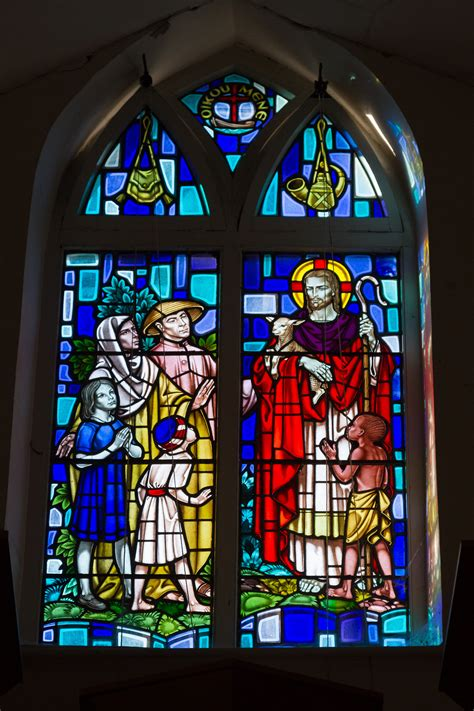 stained glass window stained glass church windows description grouville church stained glass window 06 jpg