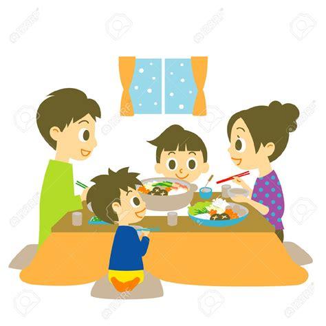 clipart cena family dinner clipart clipartsgram