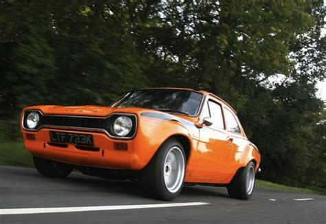 orange sales ford escort suspension kits