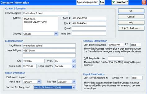 sle invoice with hst learn how to use quickbooks learning quickbooks