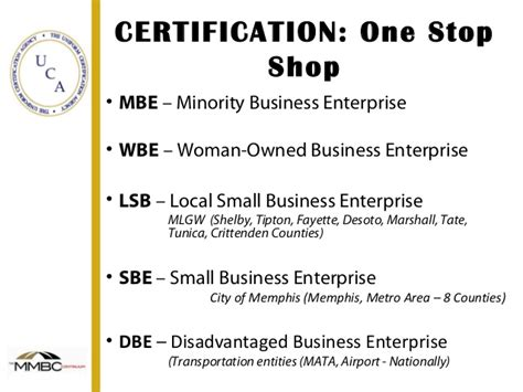 section 3 small business act certification for small business enterprise sbe small