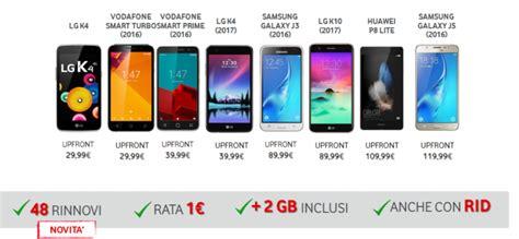 vodafone sede amministrativa promozione smartphone offerta cellulare 1