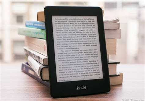 amazon new books kindle paperwhite update v5 4 5 adds new pdf features