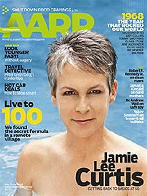 jamie lee curtis i m posing at 50 to show older