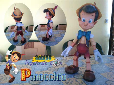 Disney Papercraft - disney pinocchio papercraft papercraft paradise