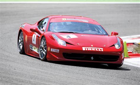 Ferrari 458 Challenge by Ferrari 458 Challenge 2014 Una Estrella Que Brilla Con