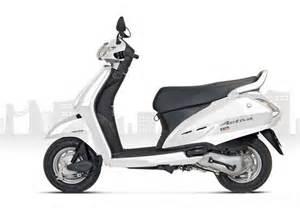 Honda Activa Price Delhi Delhi Auto Expo 2014 Honda Activa 125cc To Take Centerstage