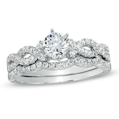 Infinity Engagement Ring Zales 163 Best Images About Products I On
