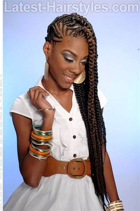 using twist in mohican the 6 best summer cornrow styles ever