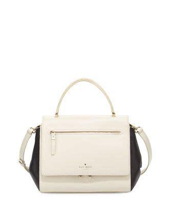 Tas Mini Kanvas One matthews drive handbag canvas black by kate