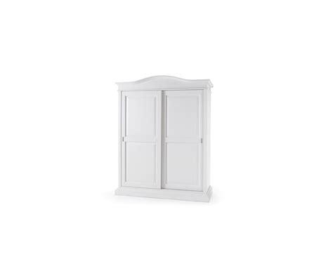 armadio legno bianco armadio ante scorrevoli l 183 p 67 h 222 in legno colore