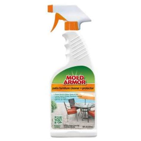 Patio Armor Lowes Mold Armor 16 Oz Patio Furniture Cleaner And Protector