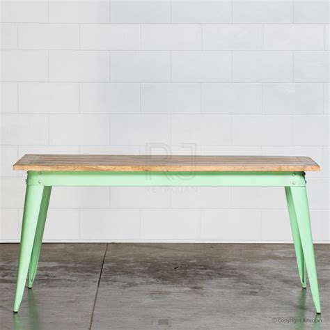 retro nash table industrial dining tables melbourne