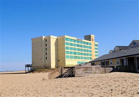 comfort inn on the ocean nags head bay view room hot breakfast in nags head nc at the