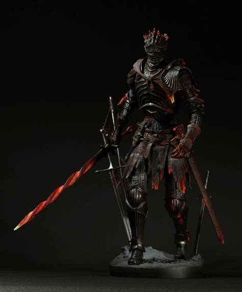 The Soul Of The gecco soul of cinder statue