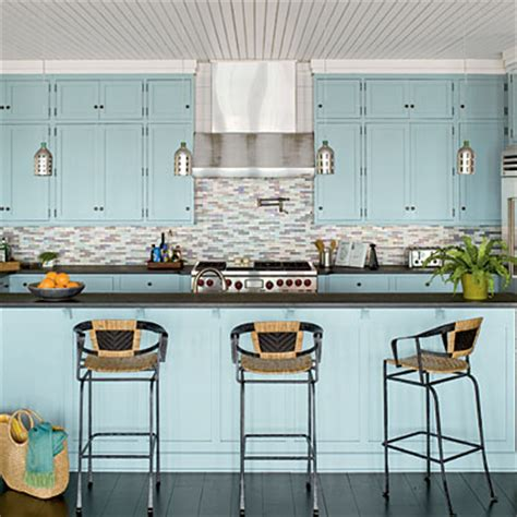 coastal living kitchen ideas sea inspired kitchen 100 comfy cottage rooms coastal