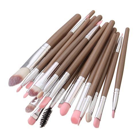 20pcs Set Makeup Brushes Cosmetic 1 20pcs professional makeup brush cosmetic synthetic hair