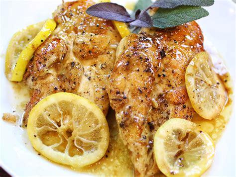 i eat houston lemon butter chicken