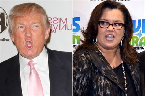 Deathmatch Donald Vs Rosie Odonnell by Fights And Feuds