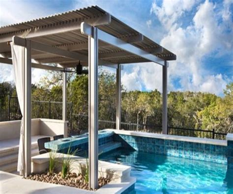 pool gazebo how to decorate a pool gazebo 23 ideas shelterness