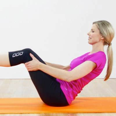 boat pose exercise video boat pose fitness health video