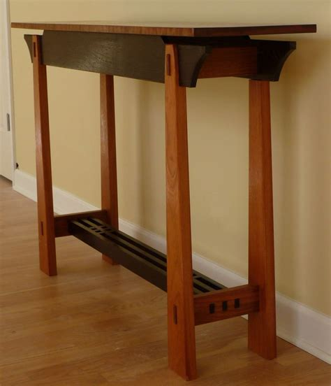 tall hall table wood furniture small console tables
