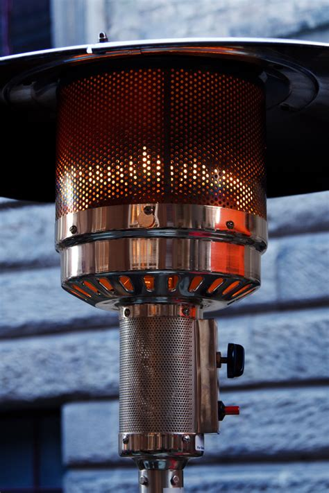 professional patio heater patio heater free stock photo domain pictures