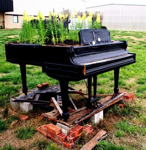 Tree Bookcase Diy 17 Creative Ideas For Repurposing An Old Piano
