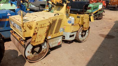 Mesin Pemadat Tanah Sakai Rummers jual tandem roller sakai sw350 kap 3 5 ton ex japan harga