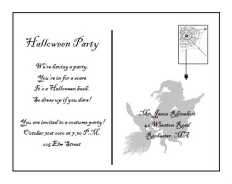 postcard invitation templates free printable postcard invitations