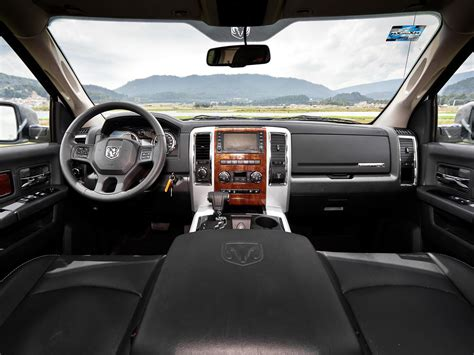Ram 2500 Crew Cab Laramie 4x4 2012 a prueba   Autocosmos.com