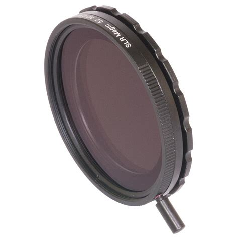 Athabasca Filter 52mm Nd 8 Limited 52mm variable nd filter 52mm variable neutral density filter slr magic europe