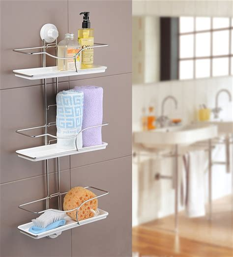 bathroom hanging shelves 33 bathroom storage hacks and ideas that will enlarge your