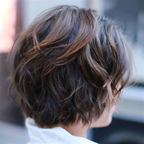 easy to maintain short hairstyles for thick hair 40 short shag hairstyles that you simply can t miss