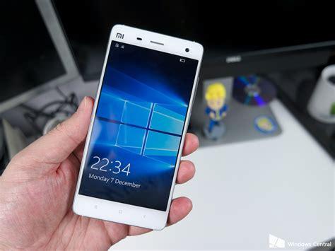 install windows 10 xiaomi mi4 microsoft will release windows 10 mobile roms for oneplus
