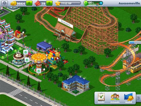 rct4 mobile rollercoaster tycoon 4 mobile review toucharcade