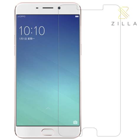 Tempered Glass Oppo A39 zilla 2 5d tempered glass curved edge 9h 0 26mm for oppo