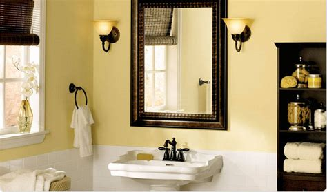 paint for small bathrooms most popular bathroom paint colors yellow best paint
