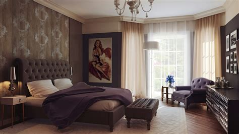 purple and brown bedroom ideas brown purple regal bedroom interior design ideas