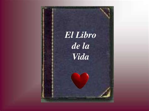 libro la vida iba en el libro de la vida
