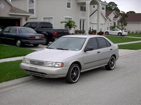 service manual how to work on cars 1996 nissan sentra