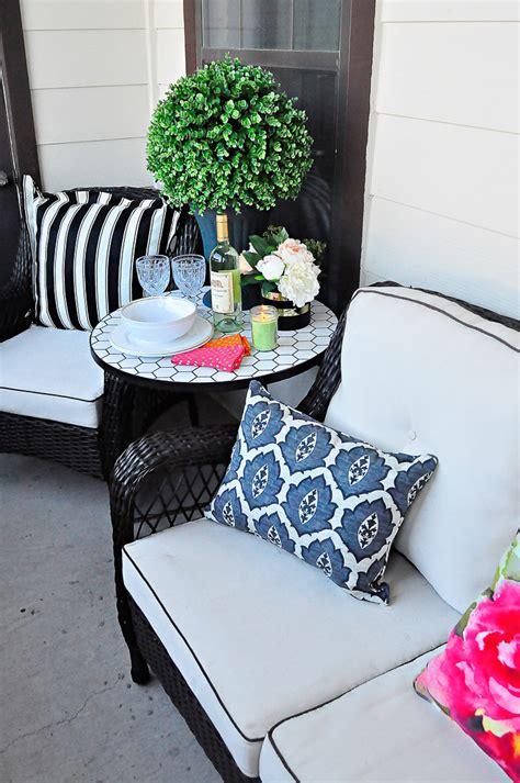 Apartment Patio Accessories Apartment Patio Outdoor Decor Ideas Wants It