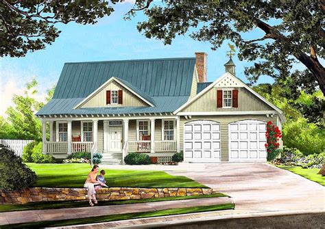 house plans with porches on front and back cottage with porches front and back 32565wp architectural designs house plans