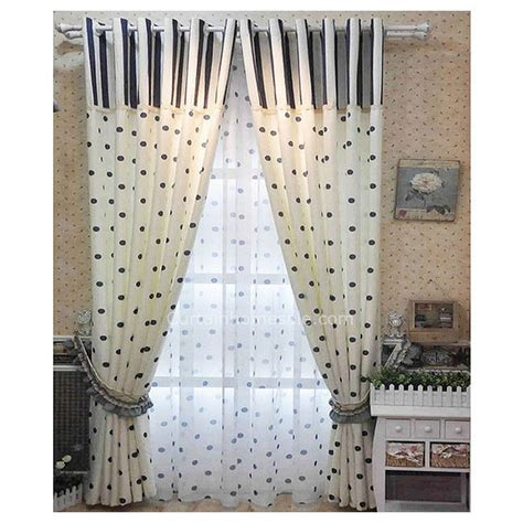 Navy Blue Patterned Curtains Navy Blue And White Patterned Curtains Of Polka Dots For Living Room