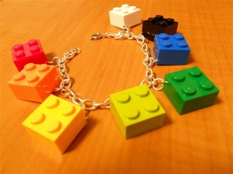 lego bracelet tutorial legos bracelet 183 how to make a lego bracelet 183 jewelry