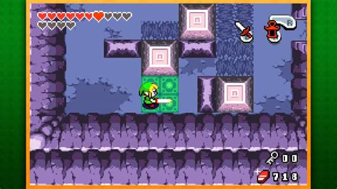 temple of droplets the legend of the minish cap part 17 temple of droplets water element