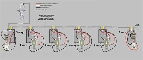 28 wiring diagram 4 way switch with lights